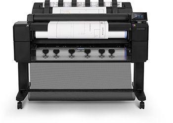 HP T2500 eMFP